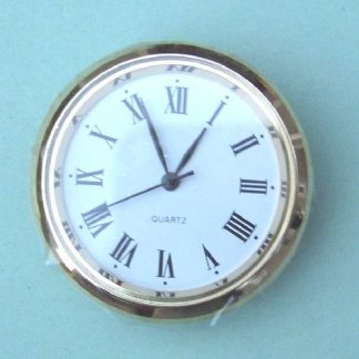 35mm roman mini clock