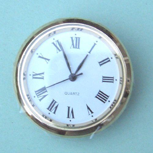 35mm roman mini clock