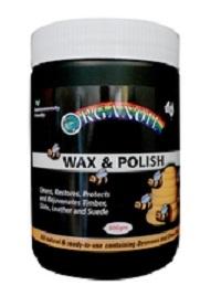 organoil wax & polish