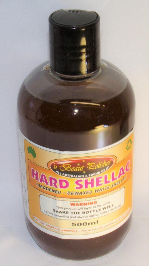 U-Beaut Hard Shellac