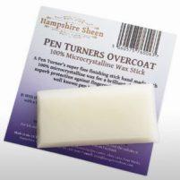 Hampshire sheen Pen turners overcoat