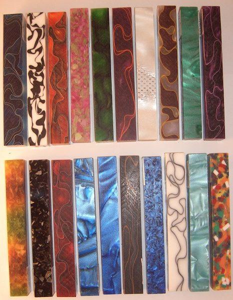 Acrylic Pen Blanks