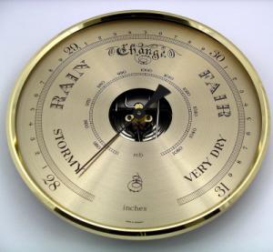 barometer gold 160mm