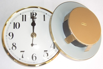 clock insert 130