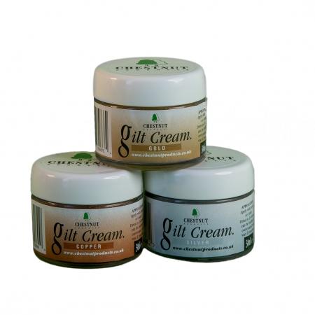 Chestnut gilt cream