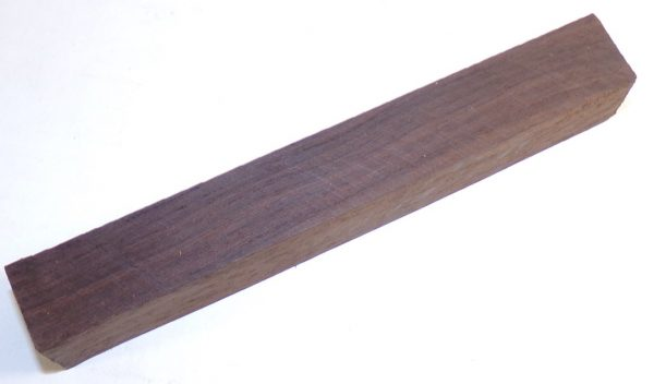 Indian rosewood pen blank