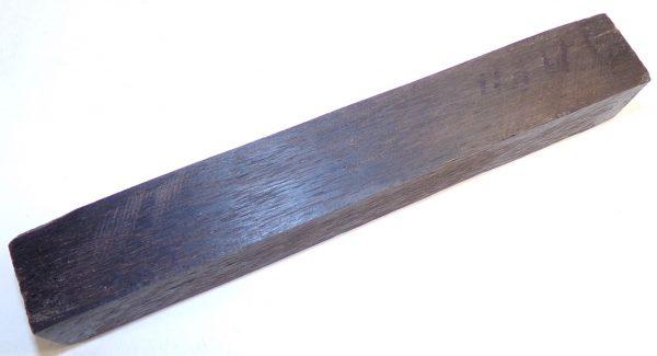 African Blackwood pen blank