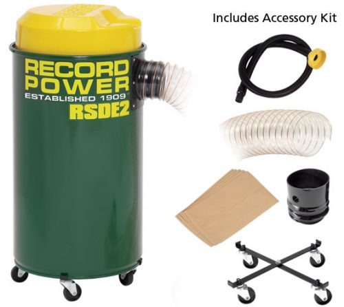 RSDE/2 Fine Filter 50 Litre Extractor with Accessories