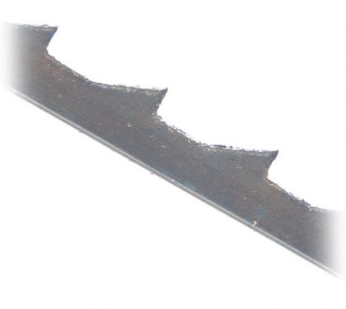 skip tooth pin end blade