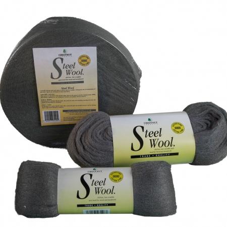 Chestnut steel wool