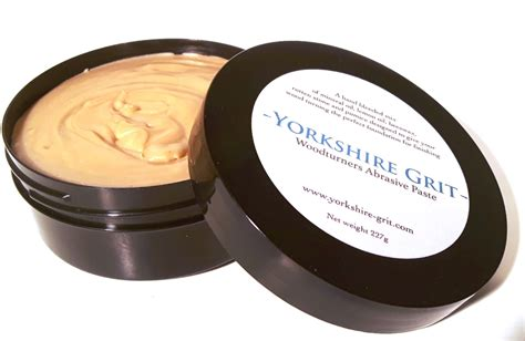 Yorkshire Grit - 227g, fine abrasive paste