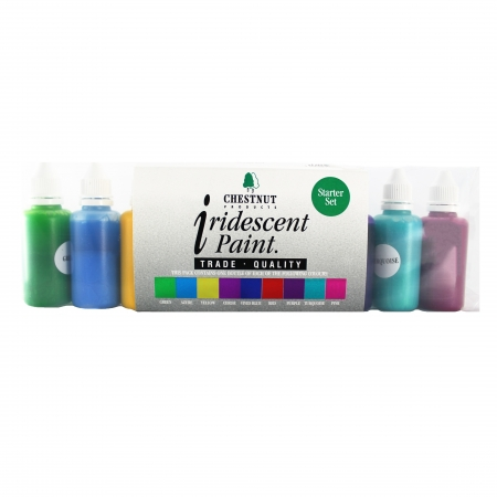 Chestnut Iridescent-Paint-Starter-Set