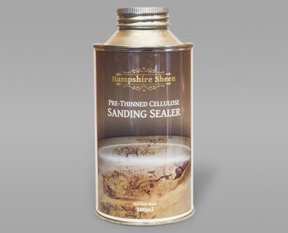 Hampshire Sheen - Cellulose Sanding Sealer 500ml