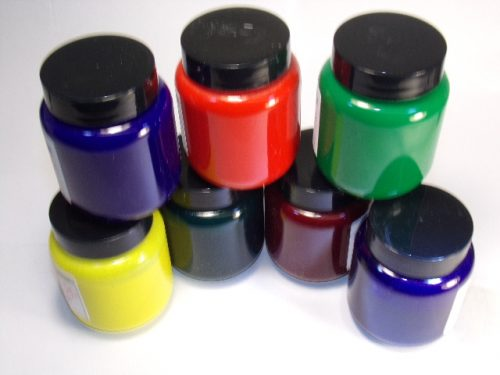 Llewellyn Ryland Polyester Pigments