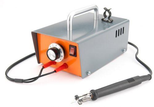 Peter Child Pyrography Machine