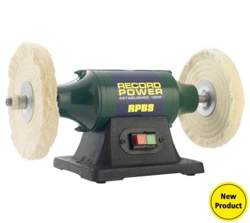 record buffing machine